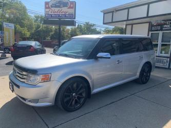 2010 FORD FLEX 4DR