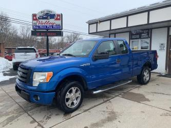 2010 FORD F150 4DR