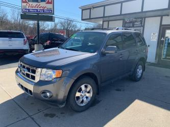 2012 FORD ESCAPE 4DR